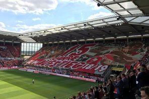 Tribüne © Mainz 05
