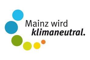 Logo Klimaneutral © Landeshauptstadt Mainz