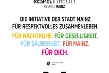 Respect the City-Plakat