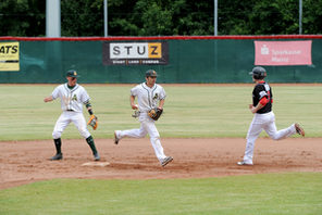 Baseball Mainz Athletics © Landeshauptstadt Mainz