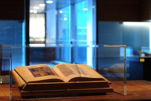 Gutenberg-Bibel © Carsten Costard